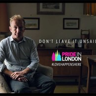 Former Homophobes Apologize in Powerful Pride in London Ads : WATCH