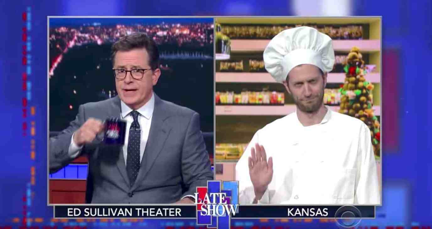 colbert anti-gay baker
