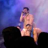 Steve Grand Got Fully Naked for the SF Version of Broadway Bares: WATCH