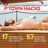 Get the Ultimate 2017 Gay Guide To Provincetown Right Now