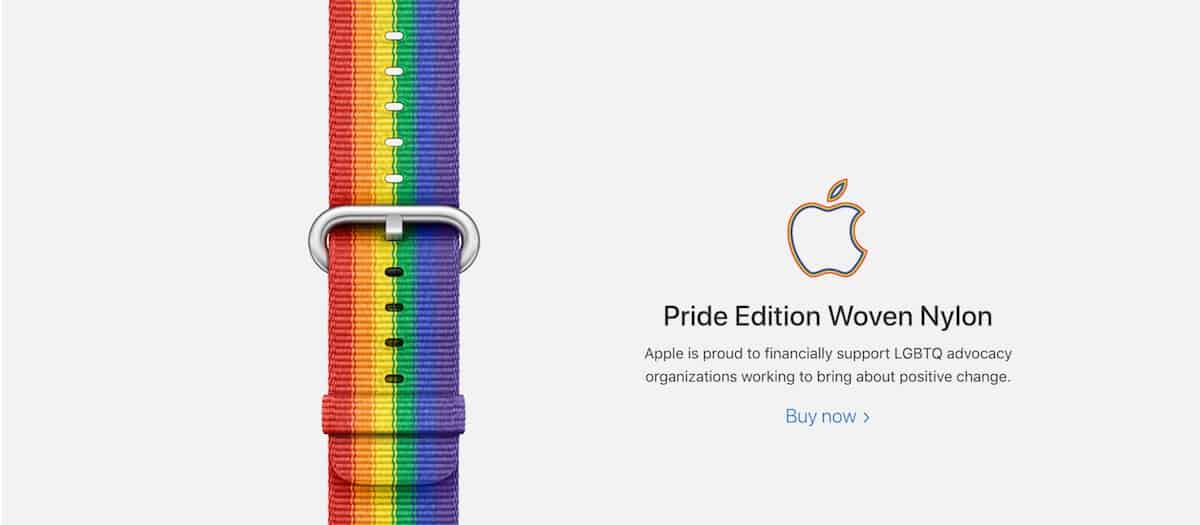 apple pride watch band