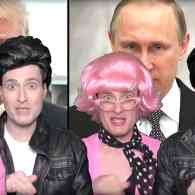 Randy Rainbow Trolls the Trump Team with the 'Grease' Classic 'Summer Nights' – WATCH