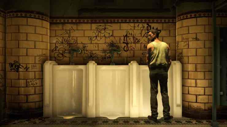 New Videogame Simulates a Public Restroom Where Gay Men ...