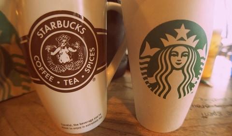Starbucks heterosexual marriage sign