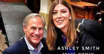 Greg Abbott ashley smith
