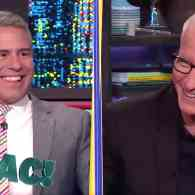 Andy Cohen Reveals Anderson Cooper's Biggest Turn On: WATCH