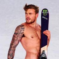 Gus Kenworthy Shares ESPN 'Body Issue' Nudes