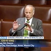 Rep. Steve King (R-IA) Compares Transgender Soldiers to Castrated Slaves: WATCH