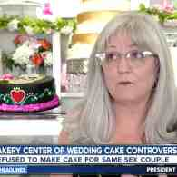California Baker Refuses Service to Gay Couple: 'Our Business is God's Business…We Work for Him' – WATCH