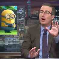 John Oliver Rips 'Vitamin D Deficient Minion' and 'Revolting Human' Stephen Miller: WATCH