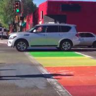 tucson rainbow crosswalk