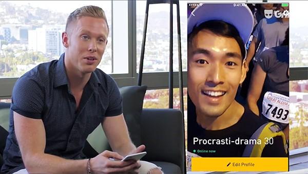 Asian caucasian gay hookup