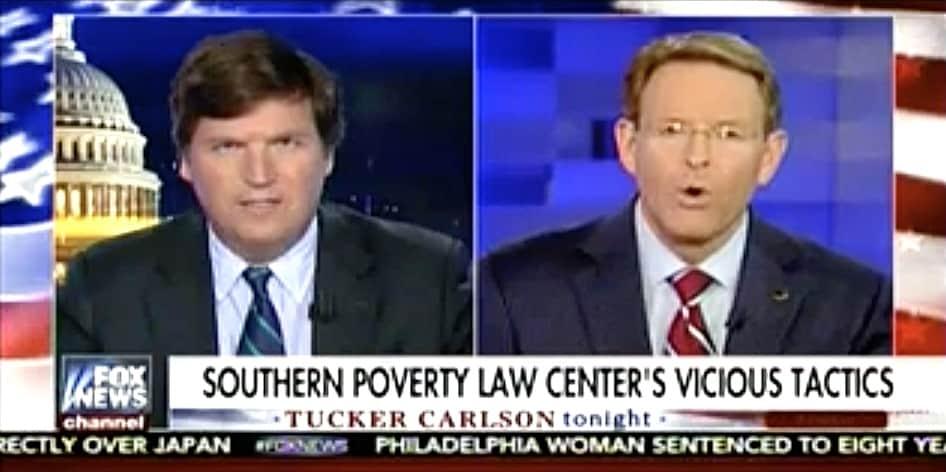 Tucker Carlson Tony Perkins