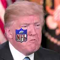Trump Continues Three-Day Twitter Tirade Against NFL Players, Retweets Call for Boycott!