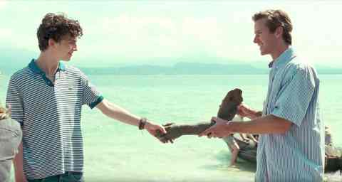 call me by your name clips