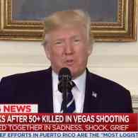 Donald Trump Addresses Nation After Deadly Las Vegas Shooting: WATCH