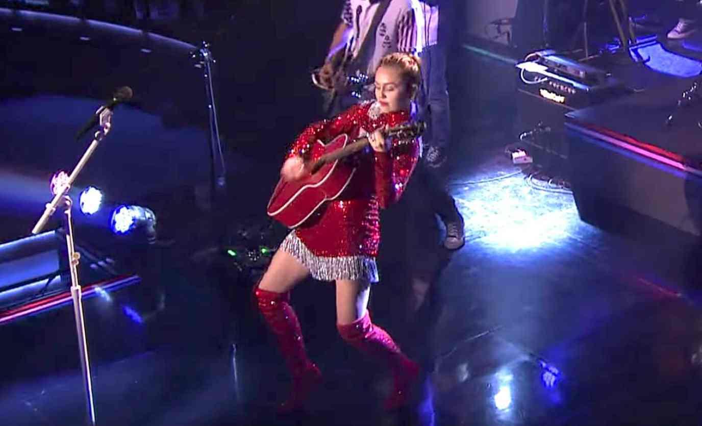 Miley Cyrus Hillary Clinton