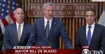 bill deblasio terror attack lower manhattan