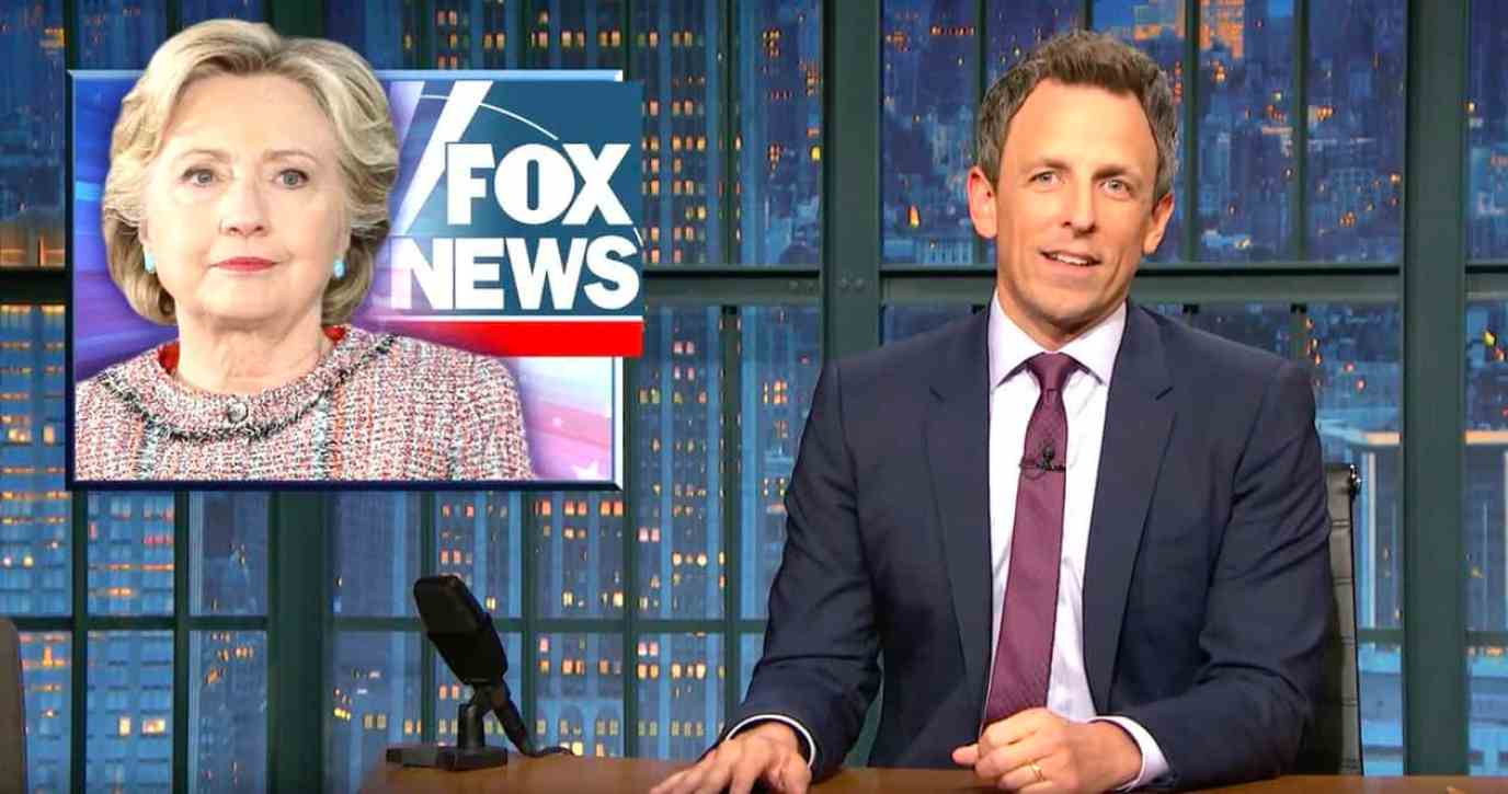 seth meyers fox news