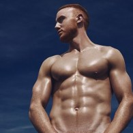 shirtless ginger