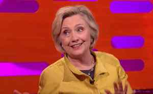Hillary Clinton Graham Norton