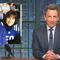 Mike Pence Seth Meyers