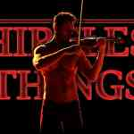 shirtless violinist stranger things