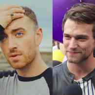 Sam Smith Spotted Kissing '13 Reasons Why' Actor Brandon Flynn in NYC