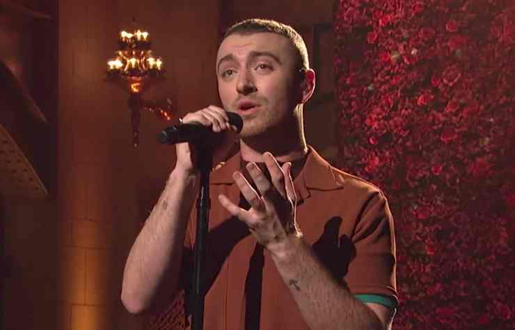 SNL sam smith