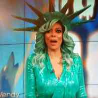 Wendy Williams Faints During Halloween Show on Live TV: WATCH