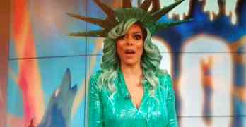 wendy williams faints