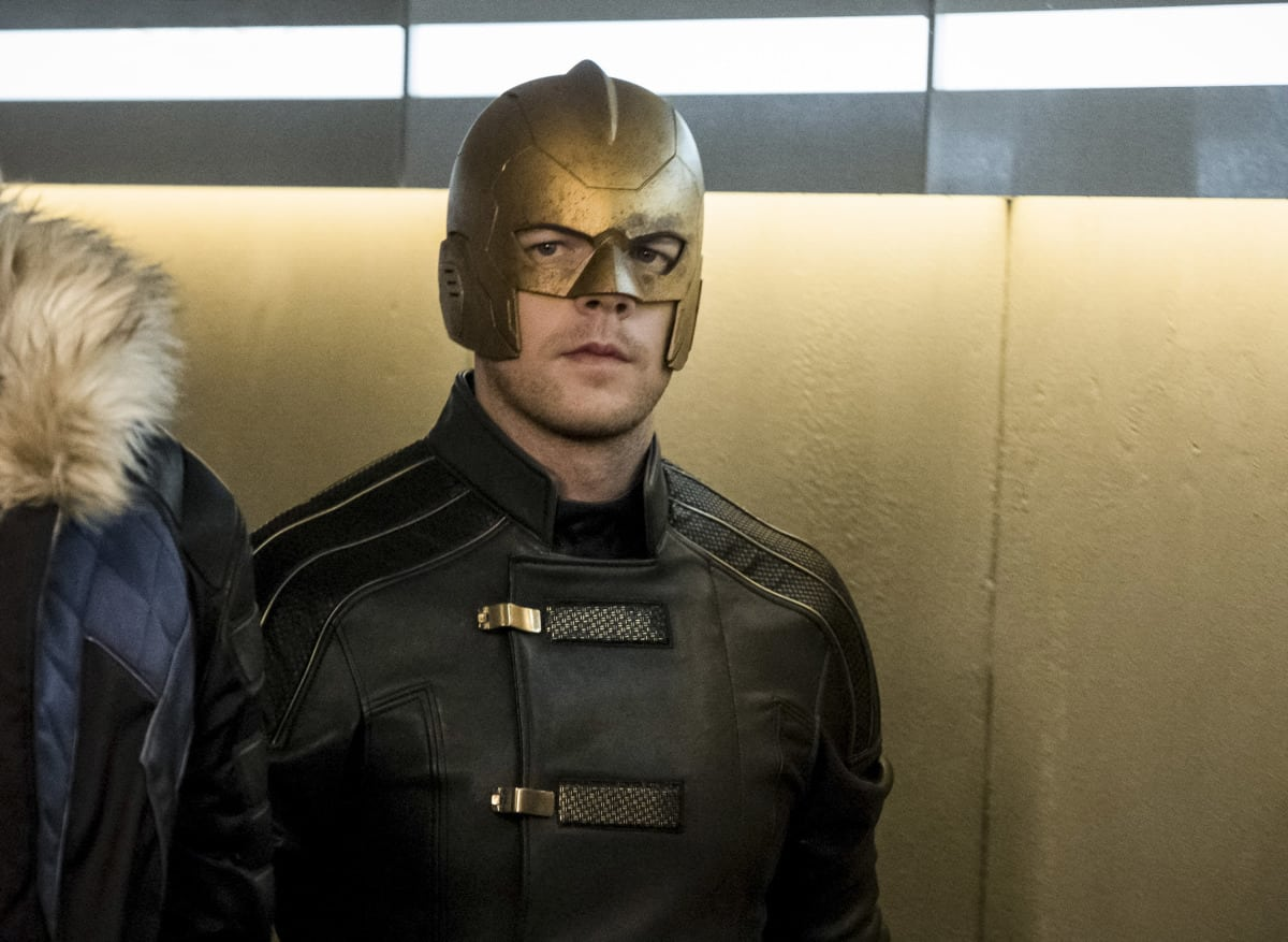 gay superhero Russell Tovey The Ray