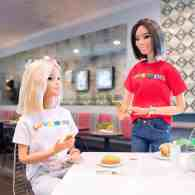 Barbie Comes Out for Marriage Equality