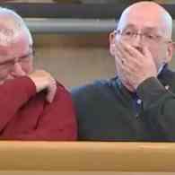 Gay Couple Cries in Gallery as Scottish Leader Apologizes for Country's Homosexuality Convictions: WATCH
