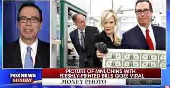 Steven Mnuchin bond villain