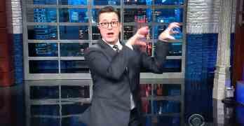 Mueller Stephen Colbert