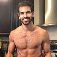 Nyle DiMarco Served Us Some Meat for Thanksgiving