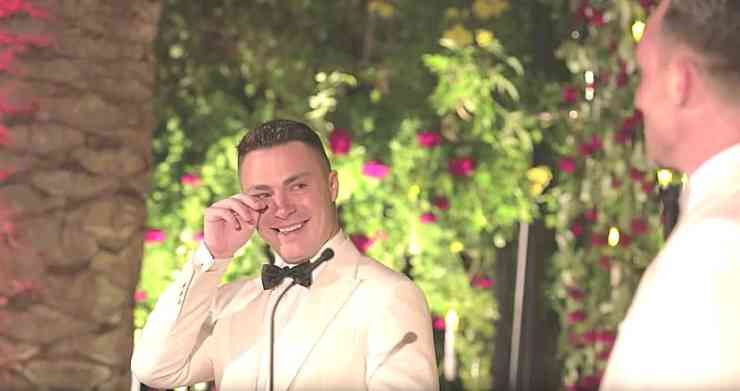 Colton Haynes wedding video