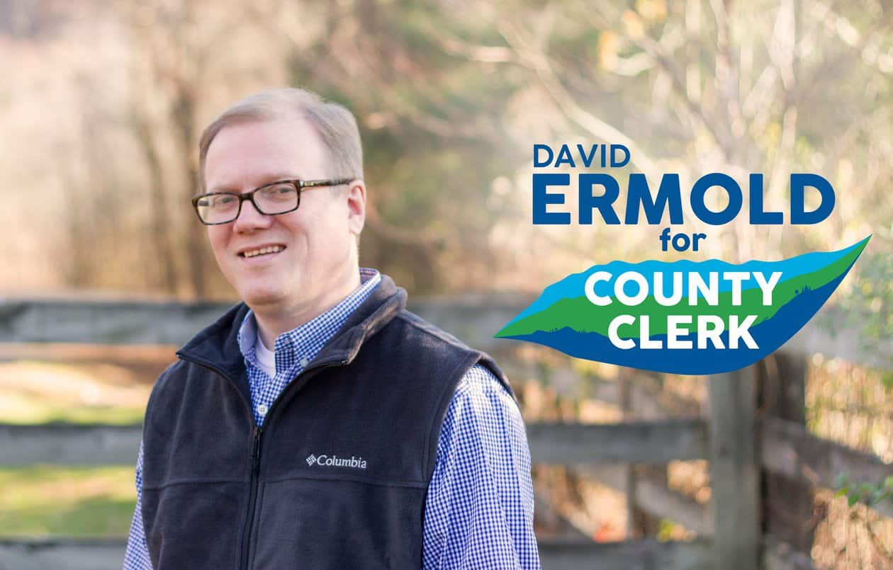 Ermold to run for County Clerk