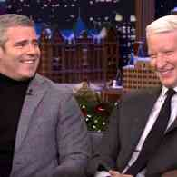 Andy Cohen Destroyed His Romantic Future with Anderson Cooper Within 45 Seconds of Meeting: WATCH