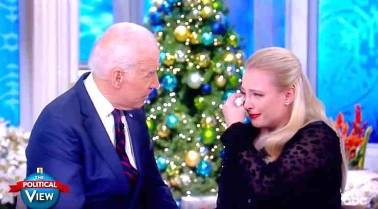 Joe Biden Meghan McCain