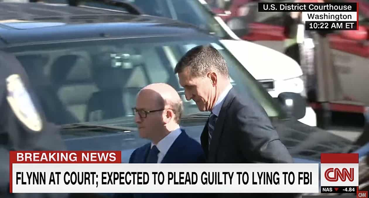 Russian Federation probe: Michael Flynn charged with lying to Federal Bureau of Investigation