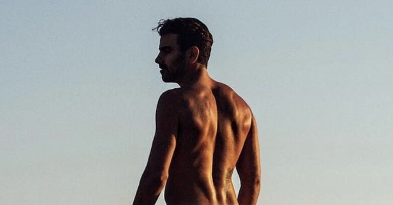 nyle dimarco naked