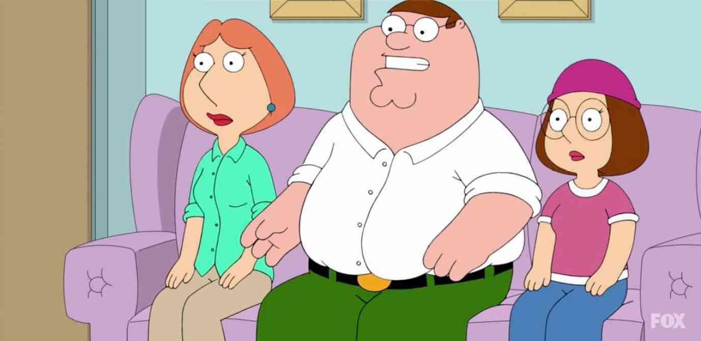 family guy kevin spacey