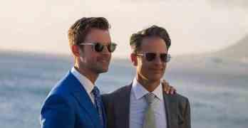 Brad Goreski marries