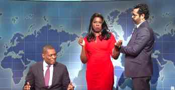 Leslie Jones Omarosa