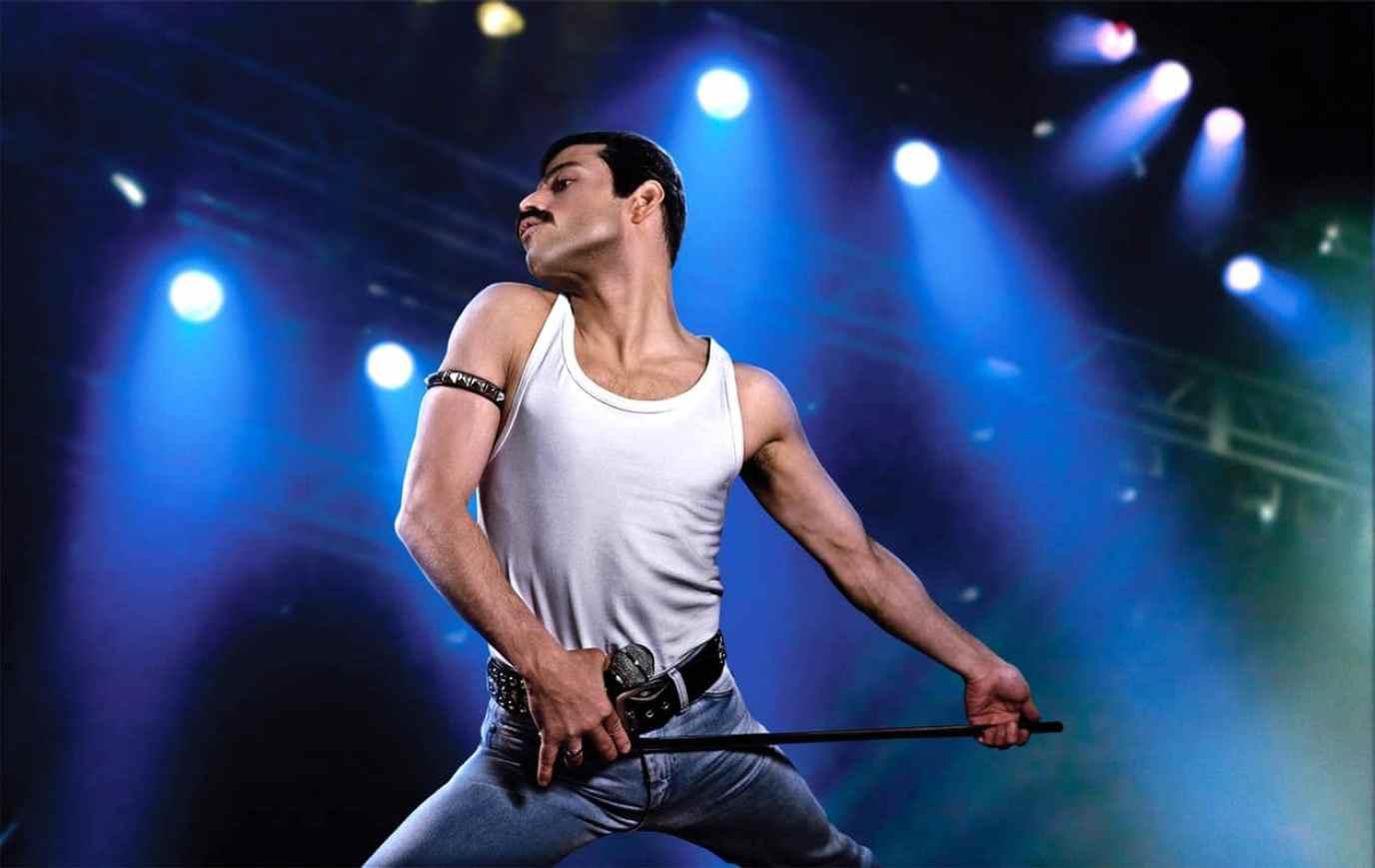 Rami Malek music biopic Bohemian Rhapsody Queen