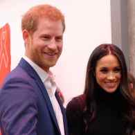 Prince Harry and Meghan Markle Observe World AIDS Day in First Public Event as Couple: VIDEO