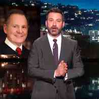 Jimmy Kimmel Says He'll Fight Roy Moore, Teach Him About Real Christian Values: WATCH