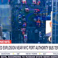 port authority explosion
